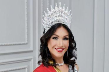 Петербурженка одержала победу наконкурсе «Миссис Вселенная— 2020»