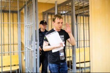 Журналиста Ивана Голунова допросили вкачестве потерпевшего