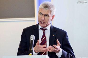 Новый министр спорта был судим запередачу федеральной земли частникам