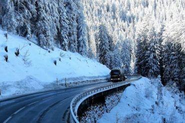 Мокрый снег ссильным ветром обрушатся наЛеонбласть 19января