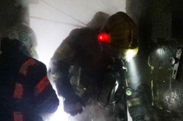 Изгорящего детсада вгороде Колпино эвакуировали 177 детей