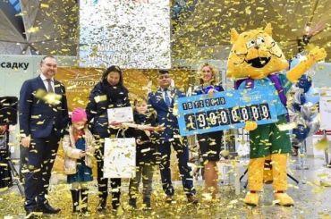 Аэропорт Пулково загод принял почти 20 млн пассажиров