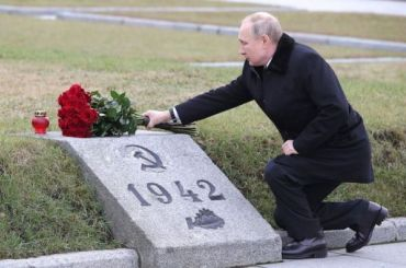 Путин пообещал открыть центр архивных документов оВторой мировой войне