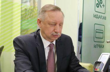Беглов выразил соболезнования всвязи скрушением самолета над Ираном