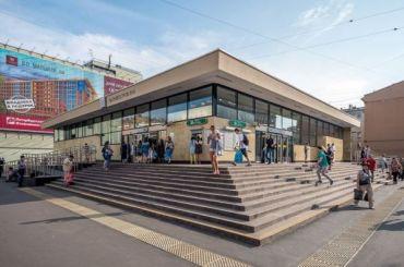 Смольный показал, где планирует разместить второй вестибюль «Василеостровской»