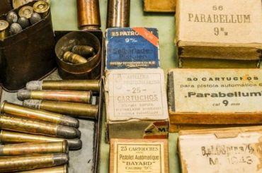 Техника петербургского Госцирка подозревают вхранении оружия