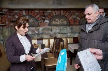 Два подвальных кафе наБабушкина выселяют из-за угрозы разлива кипятка