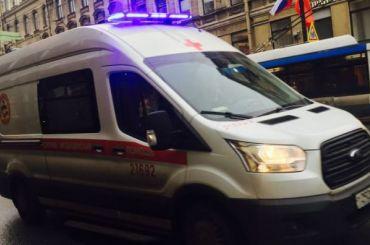Буйный покупатель напал сножом накассира «Пятерочки» вПетербурге