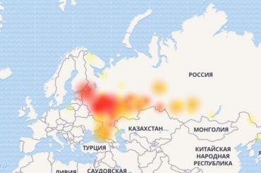 Пользователи «Яндекса» страдают отсбоев