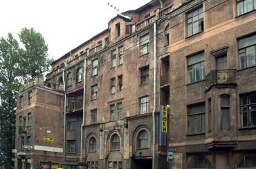 Дом Басевича планируют снести