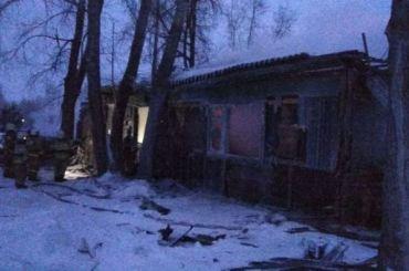 Число погибших при пожаре под Томском увеличилось додесяти