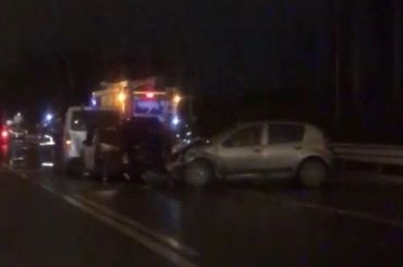 Автомобилист насмерть сбил мужчину, который стоял усвоей машины