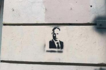 Петербуржцы возмутились портретами Путина наисторических зданиях