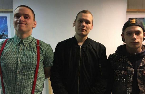 Полицейские пришли собысками кпетербургским антифашистам