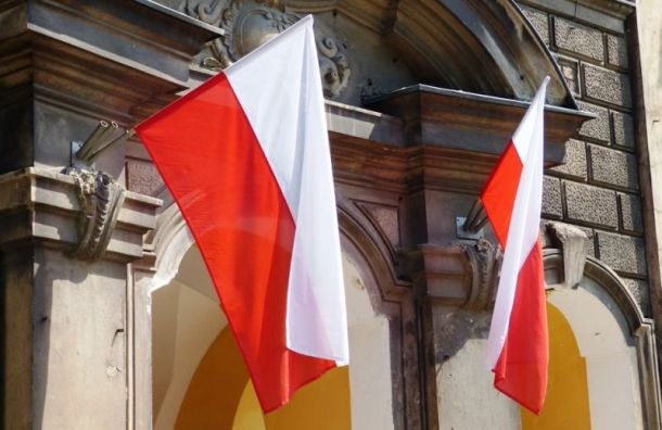 Польша потребовала отРоссии военных репараций