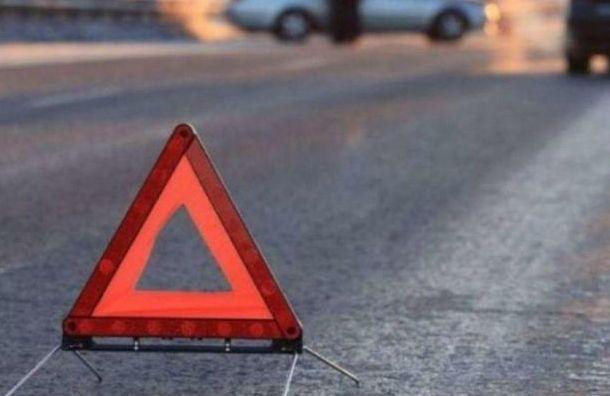 Hyundai сбил двух женщин на улице Марата