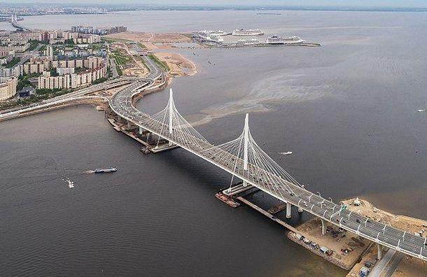 Развязку ЗСД соШкиперским протоком возведут за7 миллиардов рублей