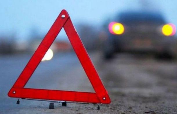 Шесть машин пострадали вДТП наБогатырском