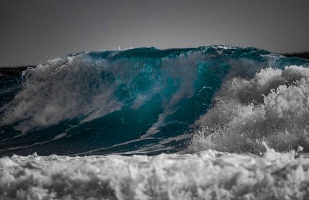 Уровень воды вНеве поднялся почти вдва раза