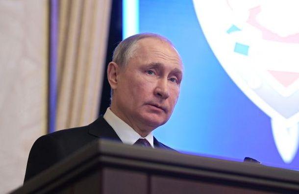 Путин рассказал, почему Россию иУкраину будут «растаскивать»