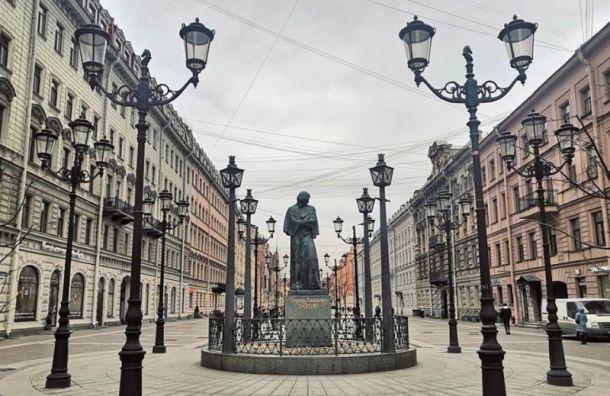 Рабочая неделя вПетербурге начнется спохолодания