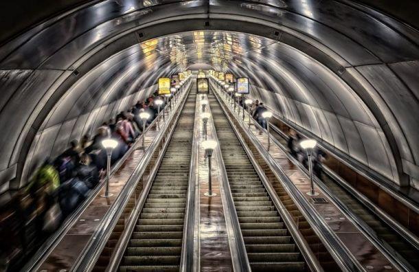 Новую станцию метро «Горный институт» планируют открыть в2022 году