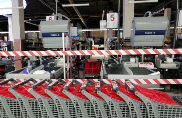 Новая сеть появится наместе закрытых магазинов «Интерторга»