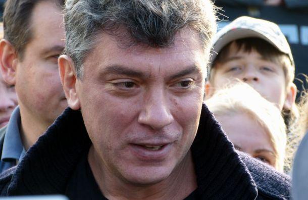 Смольный оповестили опроведении марша памяти Бориса Немцова вПетербурге