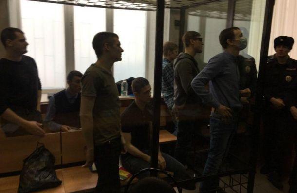 Дмитрий Пчелинцев получил 18 лет колонии строгого режима