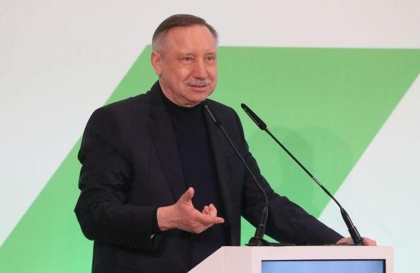 Беглов отчитался опроделанной работе вначале февраля