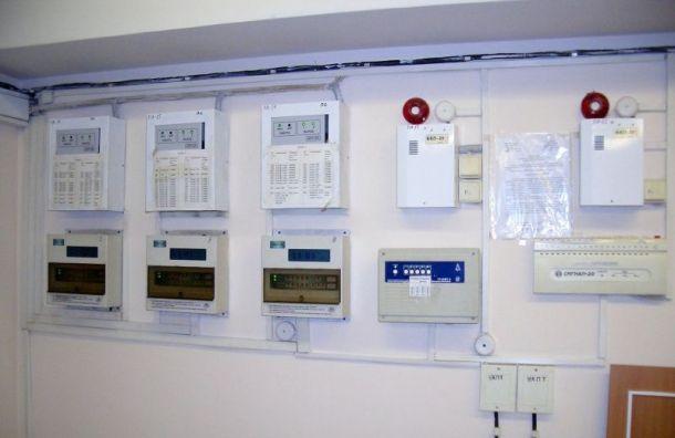 Пожарную сигнализацию обновят нанескольких станциях метро