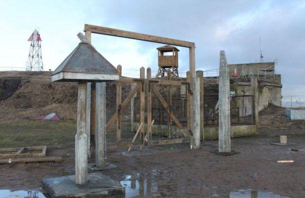 Форт «Константин» вКронштадте готовят ксъемкам фильма