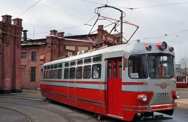 Петербуржцы смогут увидеть «стилягу» наулицах города 14февраля