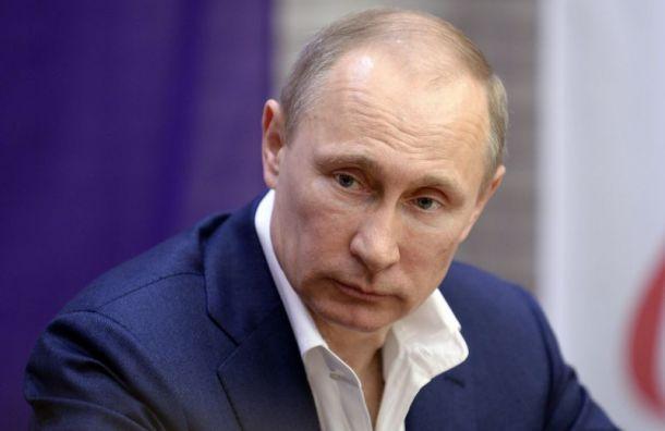 Путин: при мне вРоссии сохранится статус «мама» и«папа»