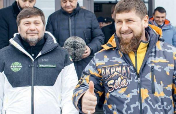 Мишустин назначил кузена Кадырова замминистра спорта России