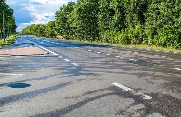 На юге Петербурга планируют построить новую скоростную трассу