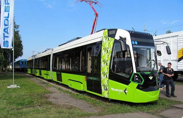 Трамвай изКупчина вСлавянку обзавелся именем