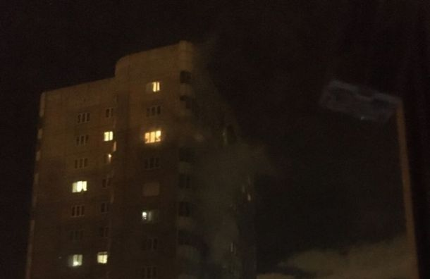 Изгорящего дома наМалой Бухарестской эвакуировали около 50 человек