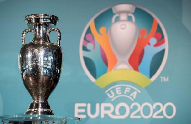 Кубок чемпионата Европы привезут натри дня вПетербург