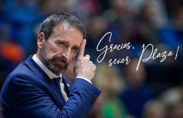 Баскетбольный «Зенит» расторг контракт сглавным тренером Плазой