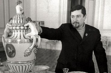 Скончался президент ГМЗ «Петергоф» Вадим Знаменов