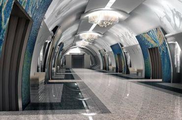 СМИ: вестибюль «Театральной» откроют в 2025 году