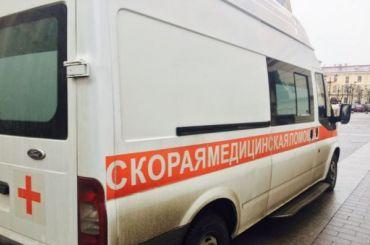 Вращающаяся дверь ТРК «Невский» отправила пенсионера вреанимацию