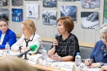 Анна Митянина покинула должность вице-губернатора Петербурга
