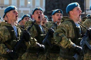 Участниками парада наДворцовой вчесть Дня Победы станут 5 тысяч человек