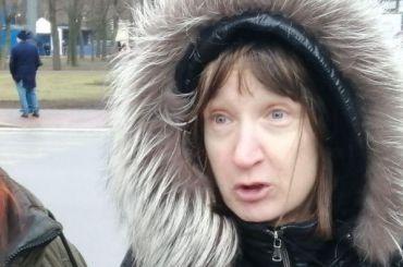 Власти наконец обратили внимание наЗинаиду Беликову