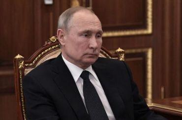 Путин распорядился подготовить голосование поизменениям вКонституции