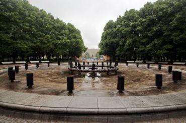 Водоканал восстановит десять фонтанов вПетербурге втечение года