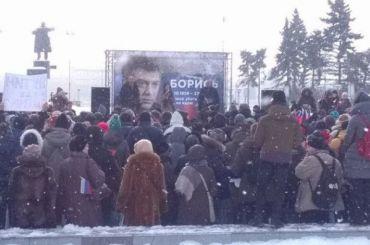 Муниципальные депутаты потребовали отБеглова согласовать марш Немцова