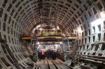 Строительство коричневой ветки метро приостановили порешению суда